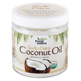 Primal Essence Coconut Oil Infused Onion Garlic 0 5